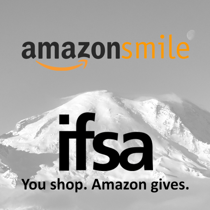 Donate to the IFSA with AmazonSmile!