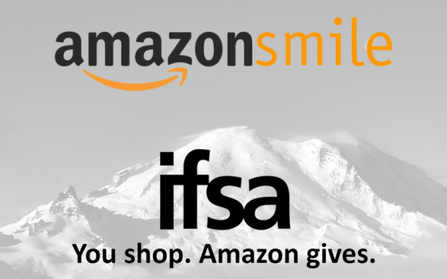 Help the IFSA - with AmazonSmile!