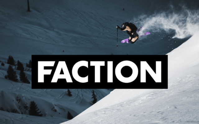 IFSA Announces New Partnership With FACTION SKIS